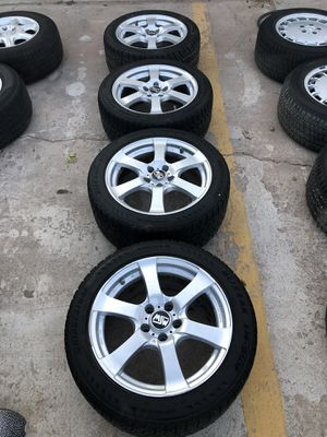MSW rims and tires for Sale in Tijeras, NM