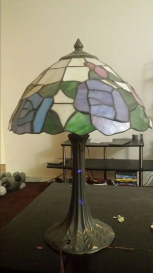 Tiffany style lamp for Sale in Mesa, AZ