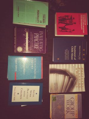 8 Psychiatry books College for Sale in St. Louis, MO
