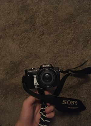 Sony camera for Sale in Pawtucket, RI