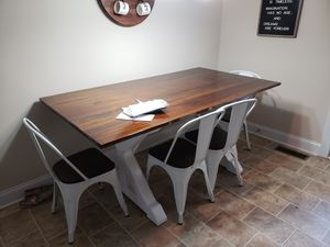 Hand Made Farm House Style Dinning Table for Sale in Knightdale, NC