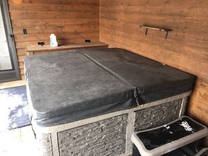 "Hot tub cover 74"" x 74"" for Sale in Arlington Heights, IL"