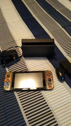 Nintendo switch 200 or 275 with games!! for Sale in Abilene, TX