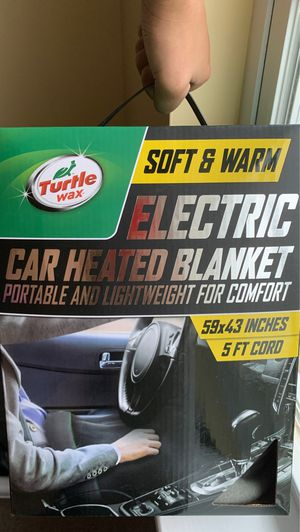 Electric Heated Blanket for Sale in Galloway, NJ