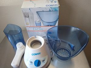 Conair facial steamer for Sale in San Jose, CA