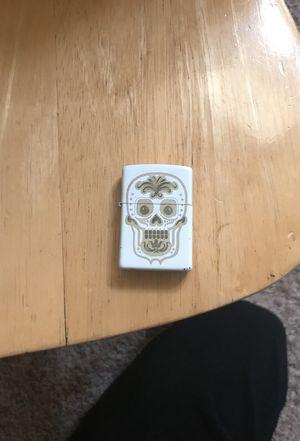 Zippo sugar skull lighter for Sale in North Las Vegas, NV