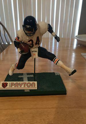 Walter Payton action figure for Sale in Sun City, AZ