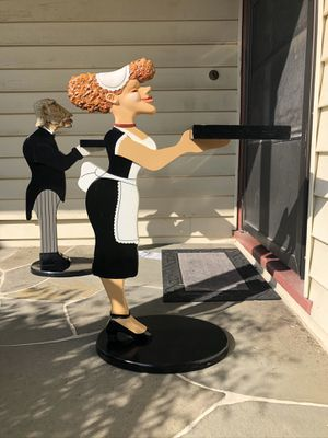 Millie the Maid & James the Butler for Sale in Berkeley, CA