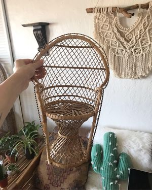 Mini Peacock Chair for Sale in San Diego, CA