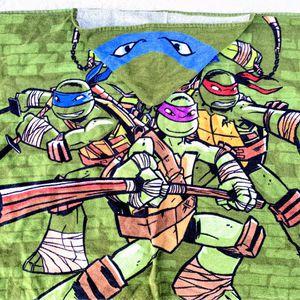 Teenage Mutant Ninja Turtles TMNT Hooded Kids Beach Towel Bath Wrap Robe Costume Leonardo for Sale in Stevens, PA
