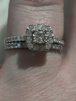 Diamond Gold Bridal Set for Sale in Boise,  ID