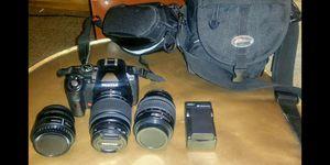 Pentax K-r Camera Bundle for Sale in Albuquerque, NM