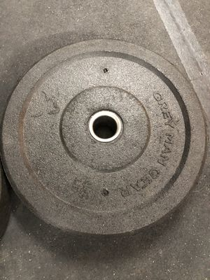 Bumper plate crump weight 2inch only 1 for Sale in Highland, CA