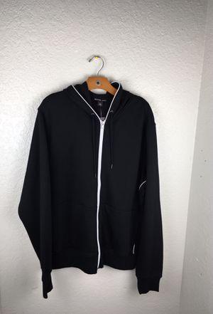 $98 MK MICHAEL KORS MENS XL FULL-ZIP HOODIE SWEATSHIRT JACKET TOP New with tags for Sale in Kissimmee, FL