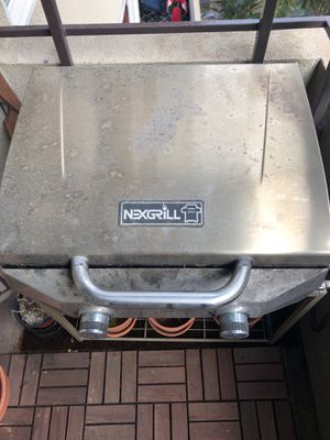 Nexgrill portable BBQ for Sale in Coronado, CA