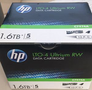NEW C7974A HP LTO-4 Ultrium RW 1.6 GB Data Cartridge for Sale, used for sale  West Los Angeles, CA