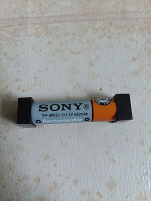 Original Rechargeable Battery 2.4V 550mAh BP-HP550-11 For Sony Headphones. for Sale in Adelphi, MD