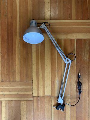 IKEA work lamp - silver for Sale in Portland, OR