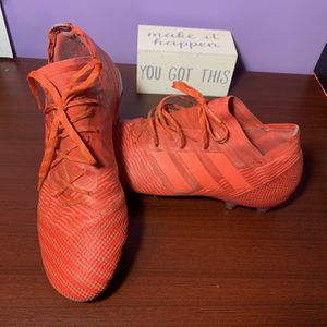 Adidas Nemeziz 19.1 Soccer Cleats Size 10 for Sale in Bothell, WA