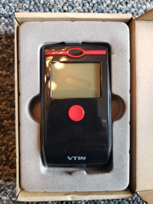 Vtin Alcohol Breathilizer for Sale in Columbus, OH