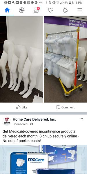 Mannequins for Sale in Cambridge, MD