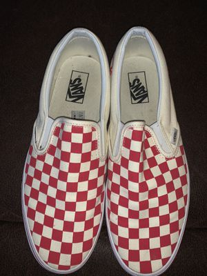 Vans shoes they are size 11 in men's they are used only couple of times for Sale in Perris, CA