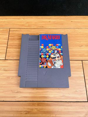 Dr. Mario (Nintendo Entertainment System 1985) for Sale in Las Vegas, NV