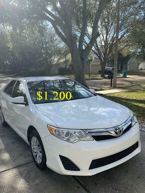 🍀$12OO🍀URGENT For sale🍀2013 toyota camry🍀Excellent Clean Title🍀 for Sale in Washington, DC