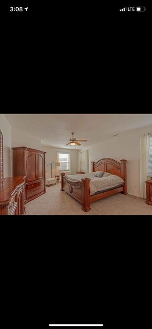 5 piece bedroom set for Sale in Rio Rancho, NM