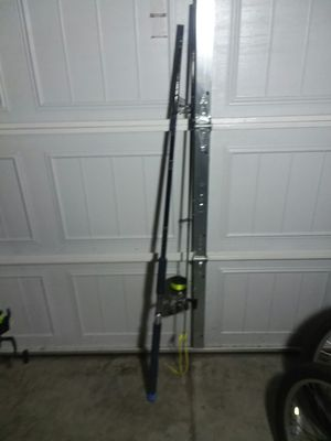 Custom Made Fishing Rod and Ryobi Reel for Sale in Ashland, VA