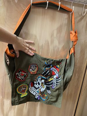 Ed Hardy messenger bag for Sale in Whittier, CA