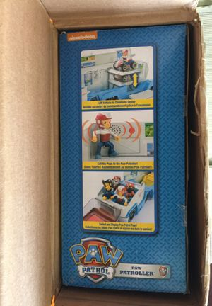 Brand New. Ultimate Rescue Paw Patroller Toys for Sale in Huntington Park, CA