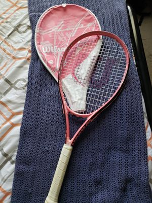 Wilson Women's Tennis Racket for Sale in Eastpointe, MI