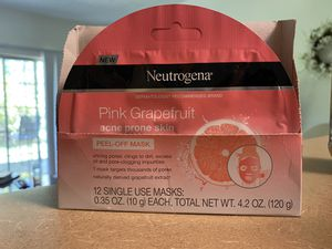 Neutrogena Face Masks - $1 Each for Sale in Pickerington, OH