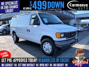 2007 Ford Econoline Cargo Van for Sale in Buena Park, CA