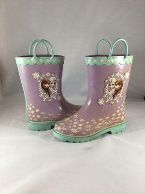 Frozen Anna & Elsa Rubber Boots for Sale in Miramar, FL