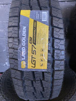 New all terrain LT 31x10.50r15 for Sale in San Bernardino, CA