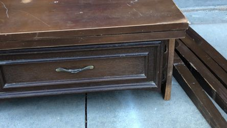Old Sewing Table for Sale in Greer,  SC
