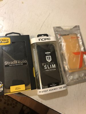 iPhone X case for Sale in Aberdeen, WA