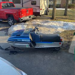 1983 Yamaha Enticer Twin Special for Sale in Lockport,  IL