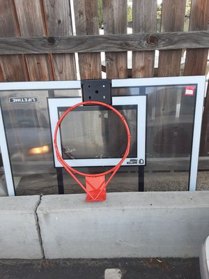 Basketball ball hoop for Sale in Simi Valley, CA