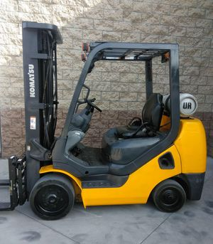 2012 KOMATSU FORKLIFT FOR SALE for Sale in Chino, CA