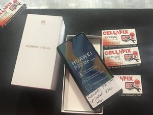 Huawei P30 Lite Unlocked T-Mobile Cricket Metro PCs AT&T for Sale in Los Angeles, CA