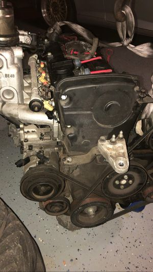 I have to sell my Hyundai engine 1.6 cc 4 cylinders only by not good parts,transmission good automatic Rin 17, compressor, alternator, starter and ma for Sale in Orlando, FL