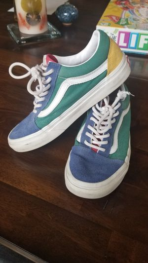 Vans tennis shoes/The Vans Yacht Club Old Skool, the Vans classic skate shoe for Sale in Gilbert, AZ