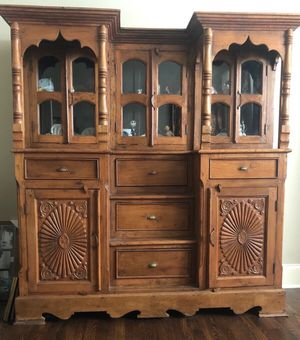Buffet - display cabinet for Sale in Nashville, TN