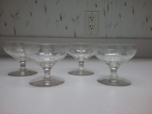 Antique Drinking Glasses for Sale in Corry, PA