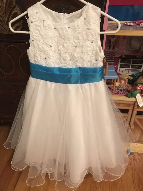 Beautiful flower 🌺 girl dress