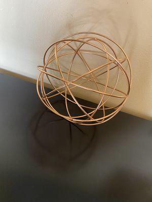 Decorative metal ball for Sale in Sultan, WA