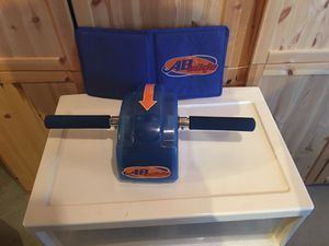 AB SLIDE ROLLER EXERCISER ABDOMINAL WORKOUT Fitness Equipment for Sale for sale  West Orange, NJ